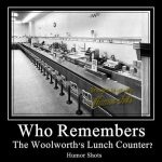 WoolWorth Diner Counter St. Joseph Mo