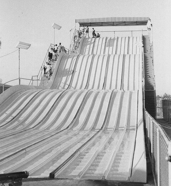 Super Slides in St. Joseph Mo next to Cool Crest