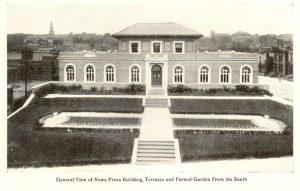 News Press Building. 1915