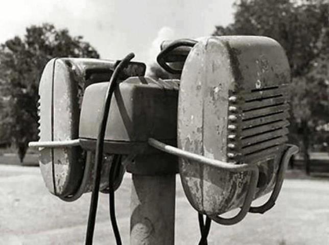 Drive In Speakers
