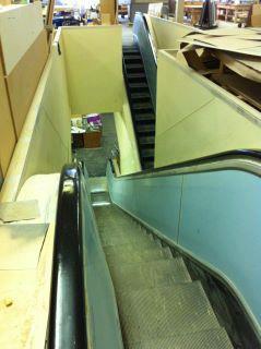 Sears Escalator St. Joseph, Mo
