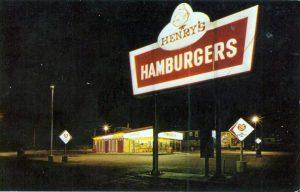 Henrys Drive In St. Joseph Mo