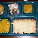 Click like if this you remember school lunches!