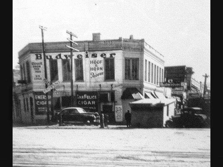 St. Joseph Mo Hoof & Horn. 1940s