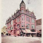 YMCA. ca 1900. 7th & Felix. Schneider Building – St. Joseph, Mo.