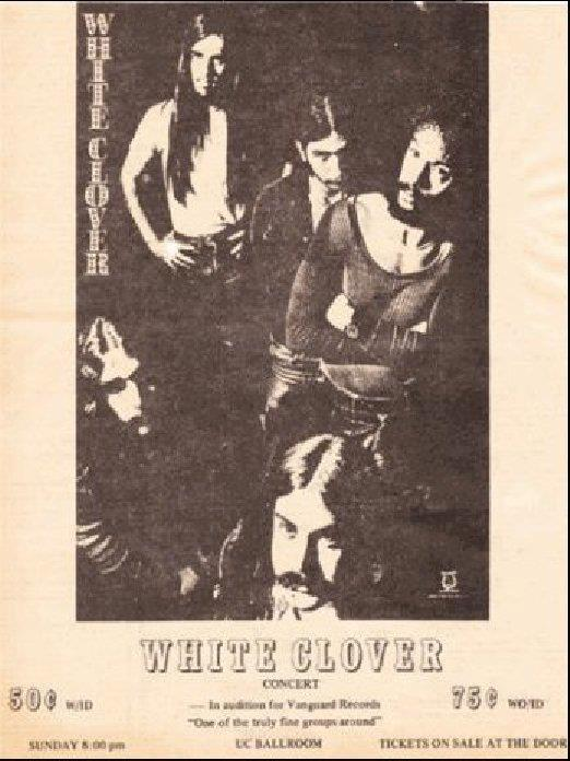 White Clover(pre-Kansas) with Steve Walsh