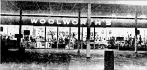 Woolworths at East Hills St. Joseph Mo