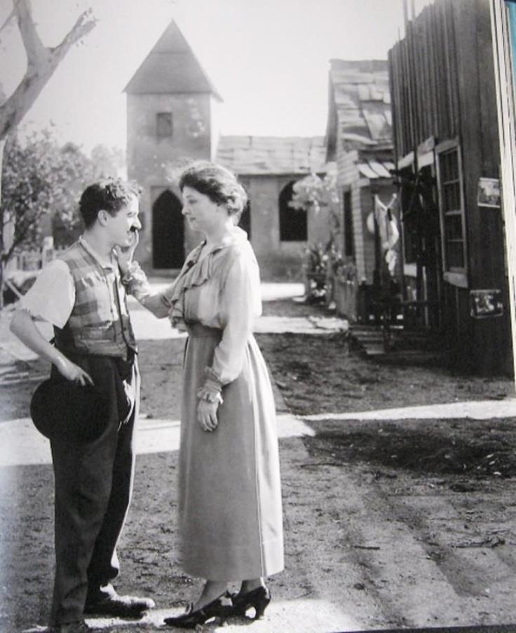 Helen Keller Meeting Charlie Chaplin I Love St Joseph