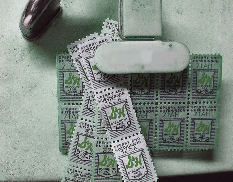 Who Remembers S and H Green Stamps?