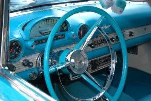 1955 / 1956 Thunderbird Dashboard