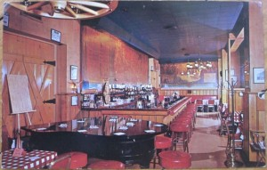 1960 Chrome PC Pony Express Restaurant- St. Joseph, MO