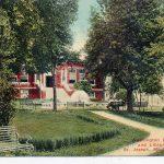 Washington Park and Library St. Joseph Mo