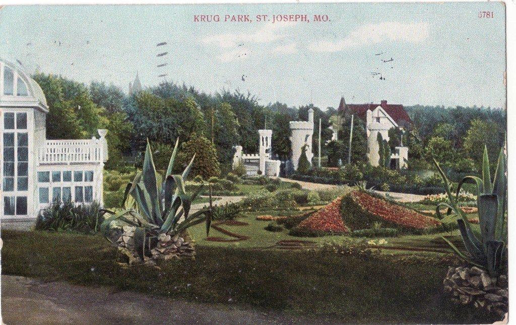 Krug Park St. Joseph Mo
