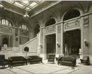 Interior Robidoux Hotel St. Joseph Mo