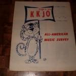 Tiger Radio 1550 KKJO Music Survey St. Joseph Mo