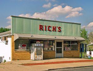Richs Liquor Store St. Joseph Mo