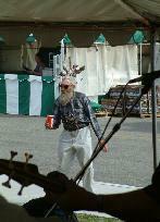 St. Joe's Feather Man / Carnival Man