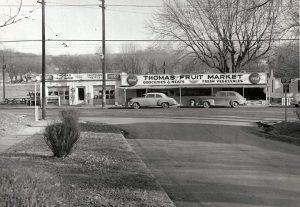 Thomas Market 3101 St. joseph Ave St. Joseph Mo.