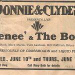 Bonnie and Clyde's – St. Joe Mo. 1987
