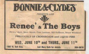 Bonnie and Clyde's - St. Joe Mo.