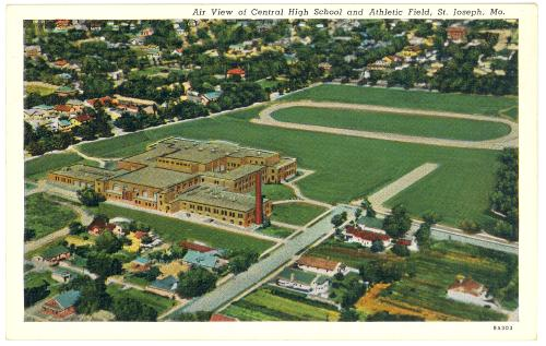 Central High Scool St. Joseph, Mo.