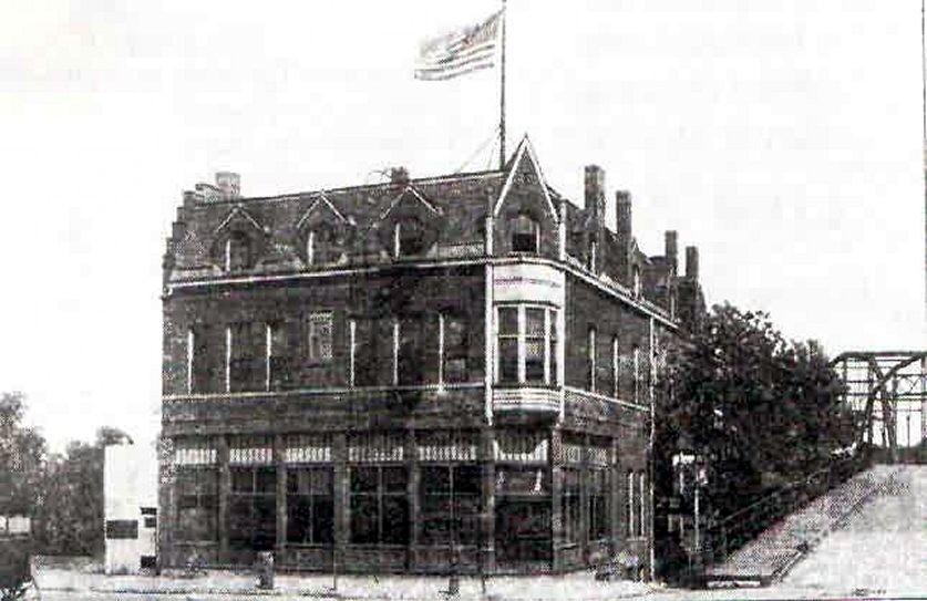 First Ward House St. Joseph Mo.