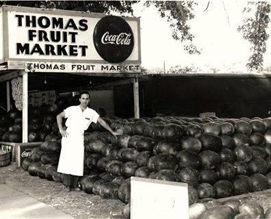 Thomas Market St. Joseph Mo.