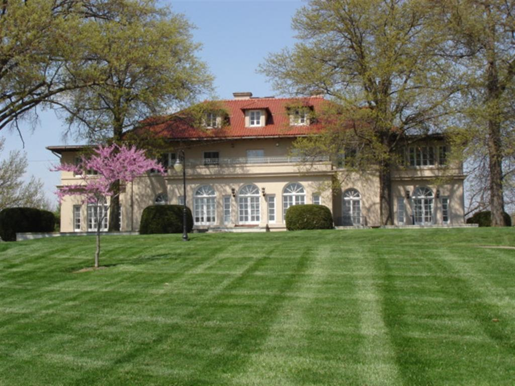 Wyeth Mansion St. Joseph Mo