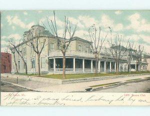 The Benton Club St. Joseph Mo