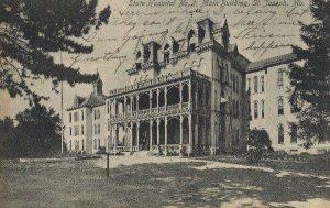 St Joseph State Insane assylum later to become Western Reception Diagnostic Correctional Center