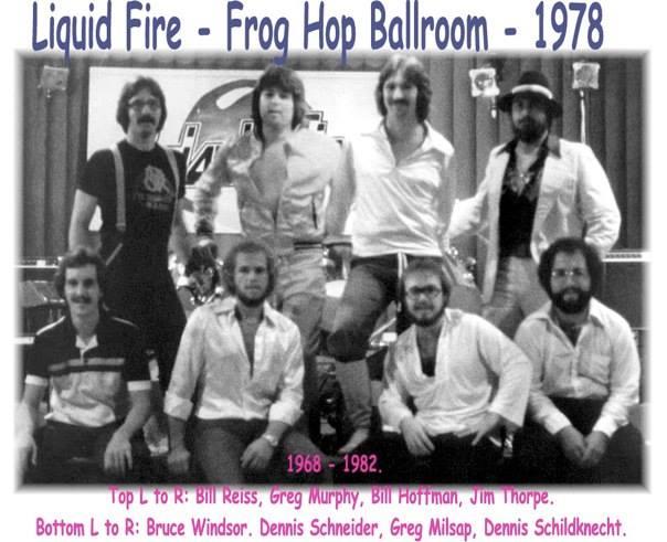 Liquid Fire Forg Hop Ballroom Ad 1978