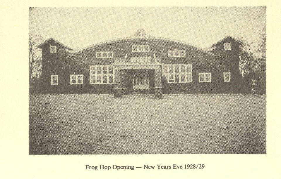 The Original Frog Hop St. Joseph Missouri