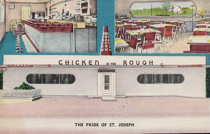 Chicken in The Rough St. Joseph Mo