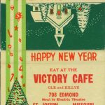 The Victory Cafe  St. Joseph Mo.