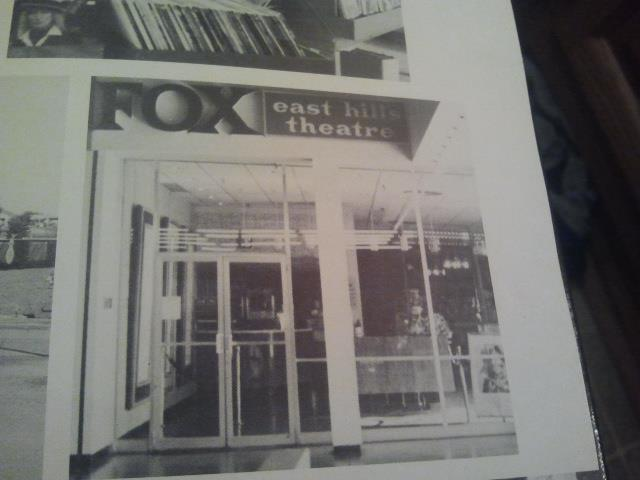 Fox Theatre East Hills Mall St. Joseph Mo