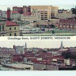St. Joseph Mo Postcard