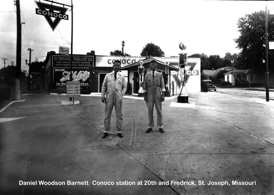Conoco Station St. Joseph Mo.