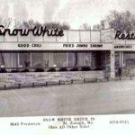 Snow White Restaurant St. Joseph Mo