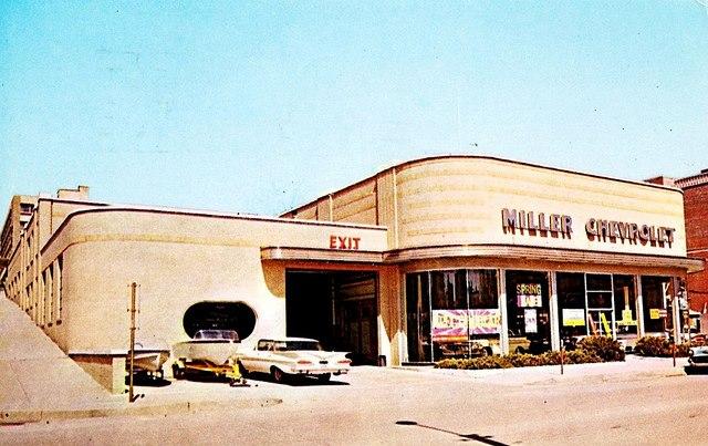 Miller Chevrolet – Downtown St. Joseph Mo