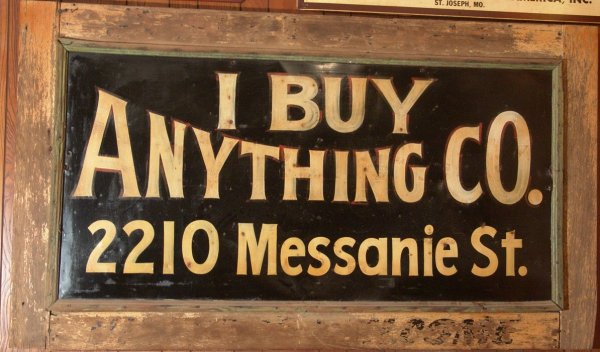 I Buy Anything  |  St. Joseph Mo