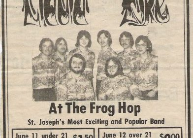 Liquid Fire At the Frog Hop – St. Joseph Mo
