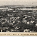 Panoramic View of St. Joseph Mo