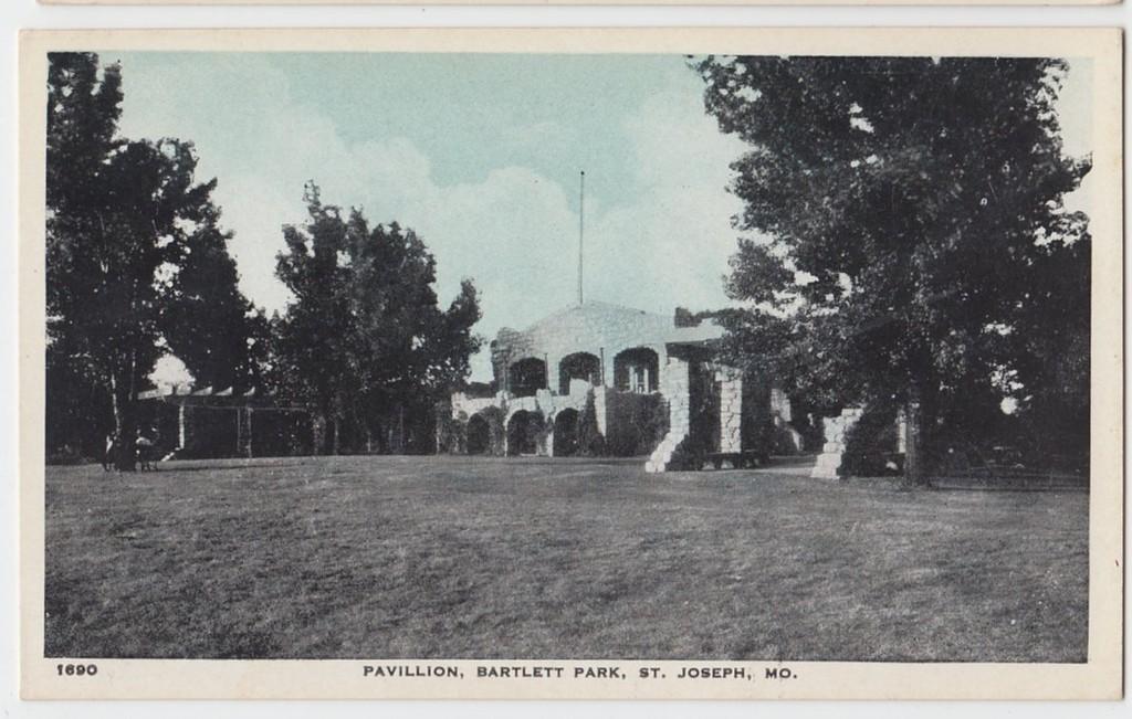 Pavillion at Bartlett Park St. Joseph Mo