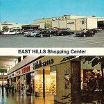 East Hills Shopping Center 1970s St. Joseph Mo