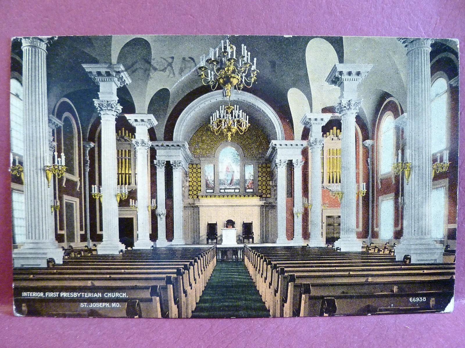 First Presbyterian Church, St. Joseph, MO