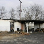 Hilltop in Atchison after Fire