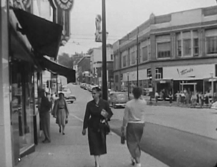 Hirsch's in 1954