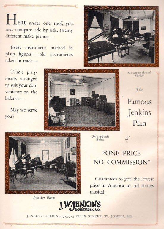 Jenkins Music St. Joseph Mo