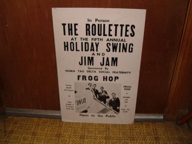 The Roulettes Frog Hop St. Joseph Missouri