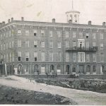 Patee House St. Joseph Mo 1858